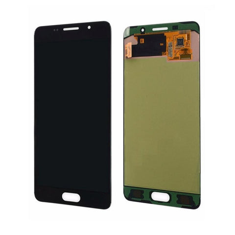 LCD with Touch Screen for Samsung Galaxy A5 2016 - Black (display glass combo folder)