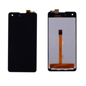 LCD with Touch Screen for XOLO Q900s Plus - Black (display glass combo folder)