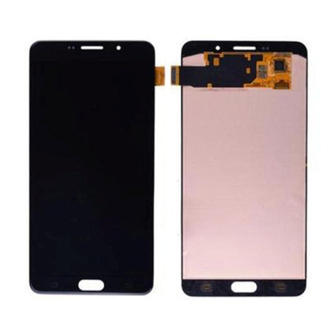 LCD with Touch Screen for Samsung Galaxy A9 Pro (2016) - Pink