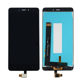 LCD with Touch Screen for Xiaomi Redmi Note 4 32GB - Black (display glass combo folder)