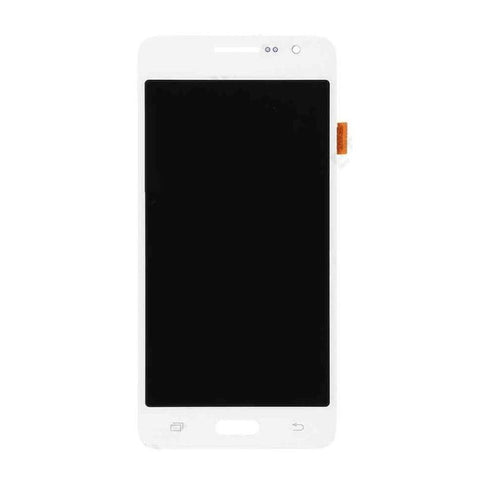 LCD with Touch Screen for Samsung Galaxy Grand Prime 4G - White (display glass combo folder)