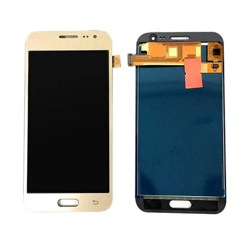LCD with Touch Screen for Samsung Galaxy J2 (2016) - Gold