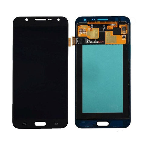 LCD with Touch Screen for Samsung Galaxy J7 - Black (display glass combo folder)
