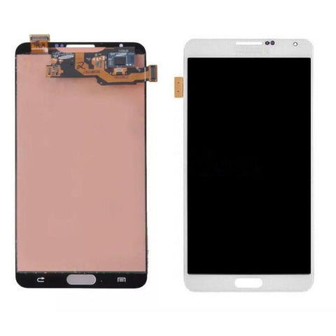 LCD with Touch Screen for Samsung Galaxy Note 3 - White (display glass combo folder)