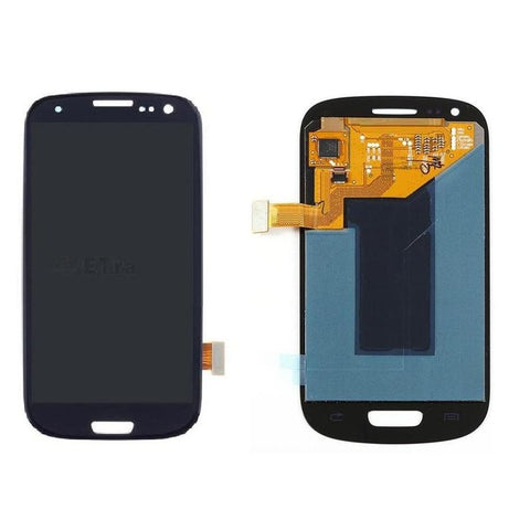LCD with Touch Screen for Samsung Galaxy S3 I9300 64GB - Black