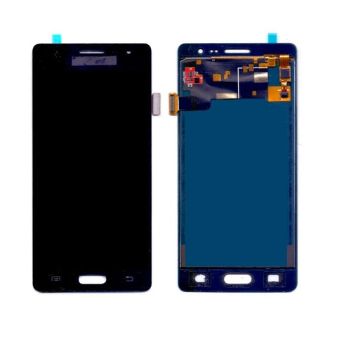 LCD with Touch Screen for Samsung Z3 - Black (display glass combo folder)