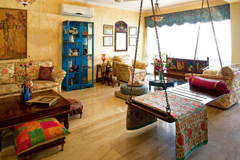 Indian Aesthetics Are Deeply Permeated By A Sense Of History And Culture Vintage Decor Gives An Affirmative Nod To Nostalgia