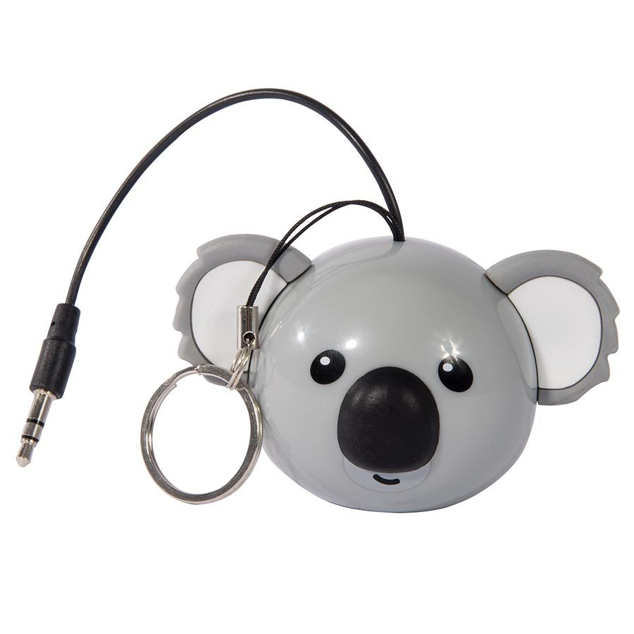 Koala Keychain Speakers