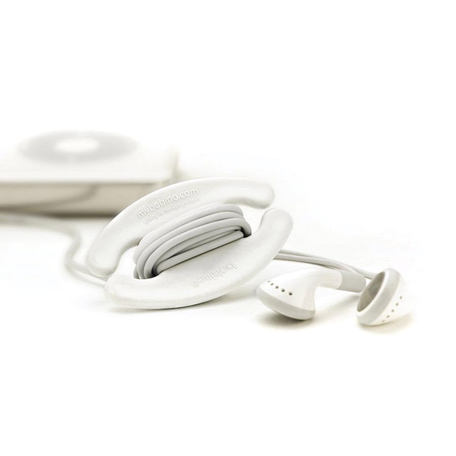 Small Bobino Cord Wrap - For Earbuds