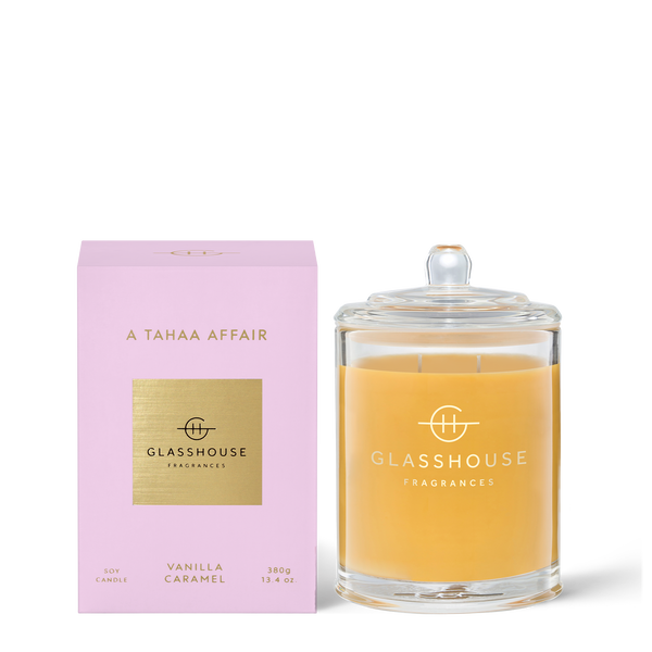A Tahaa Affair - 380g Triple Scented Candle