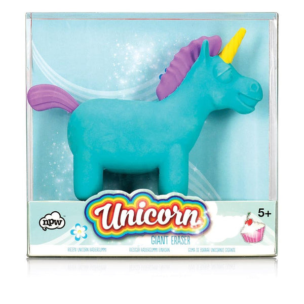 NPW Giant Unicorn Eraser