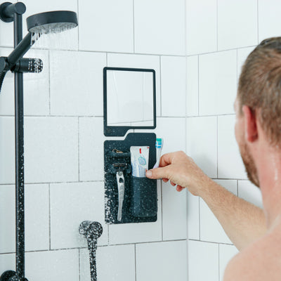 Tooletries Anti-Fog Shower Mirror