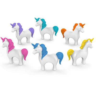 Tiny Prancers Unicorn Drink Markers