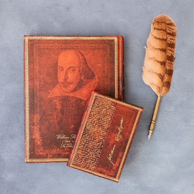 Paperblanks Shakespeare Sir Thomas More Lined Journal, Ultra