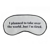 #TRAVEL Eye Mask