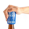 Open Beer Push Down Bottle Opener