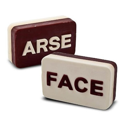 Face/Arse Soap