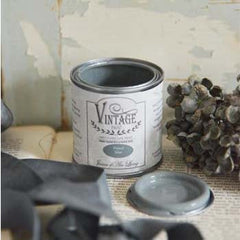 "Vintage paint ""Petrol blue"""