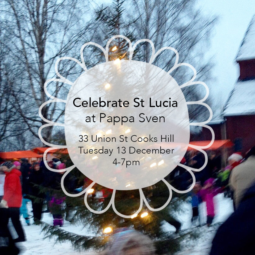 Celebrate Lucia Day with Us