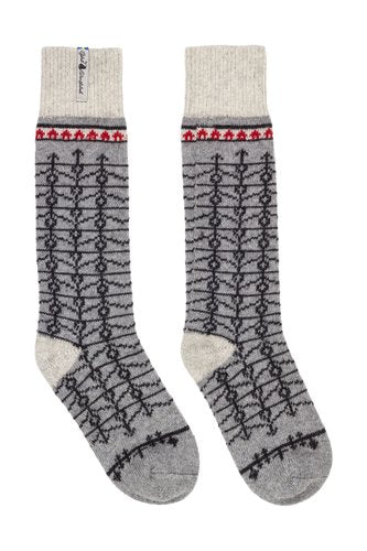 PRE ORDER AVAILABLE NOW Öjbro Vantfabrik Ekshärad Wool Socks