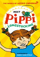 Book - Meet Pippi Longstocking - Astrid Lindgren