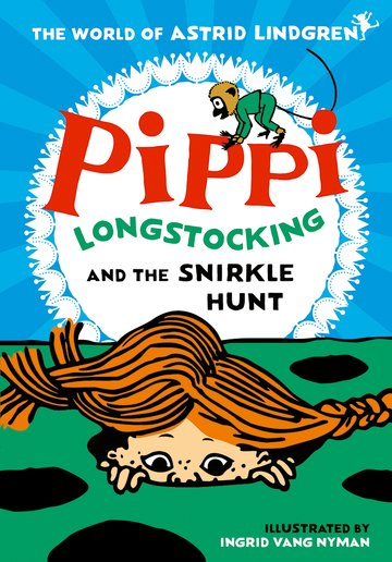 Book - Pippi Longstocking and the Snirkle Hunt - Astrid Lindgren