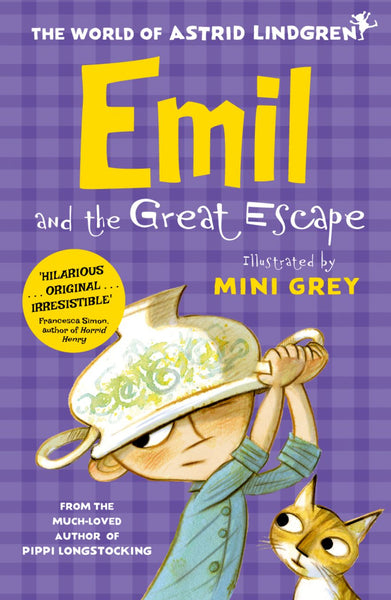 Emil and the Great Escape - Astrid Lindgren