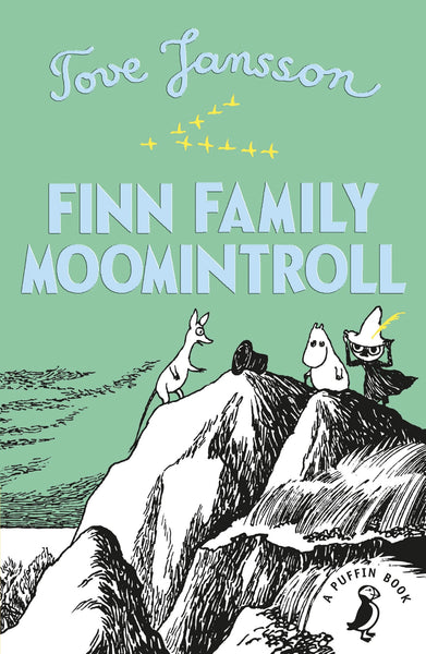 Finn Family Moomin Troll - Paperback Version