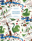 Swedish Modern : A Colouring Book of Magical Interiors