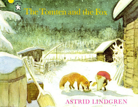 Book - The Tomten and the Fox - Astrid Lindgren