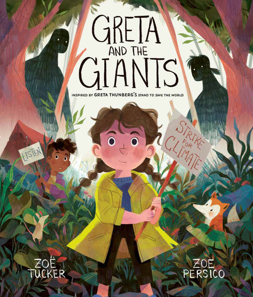 Great and the Giants - Zoe Tucker