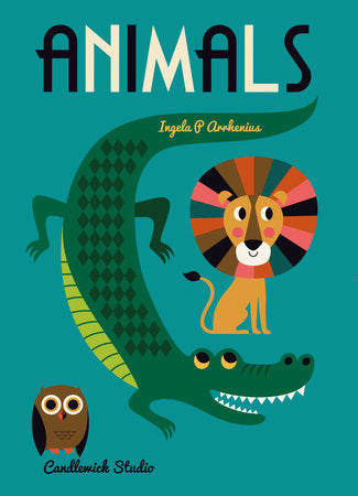 Book - Animals by Ingela P Arrhenius