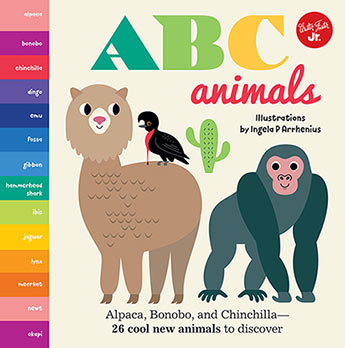 ABC Animals - Ingela P Arrhenius