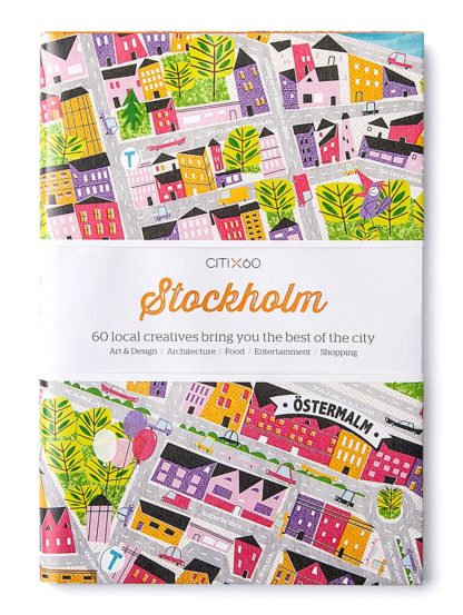 Book - Stockholm City Giude - Victionary