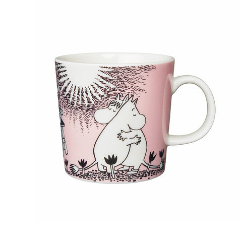 Arabia Moomin Mug - Love