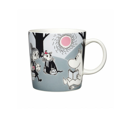 Arabia Moomin Mug - Moomin on Adventure