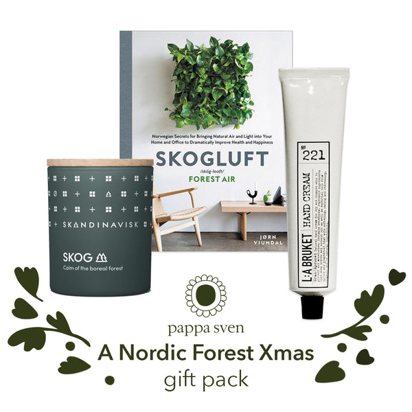 A Merry Nordic Forest Xmas Gift Pack