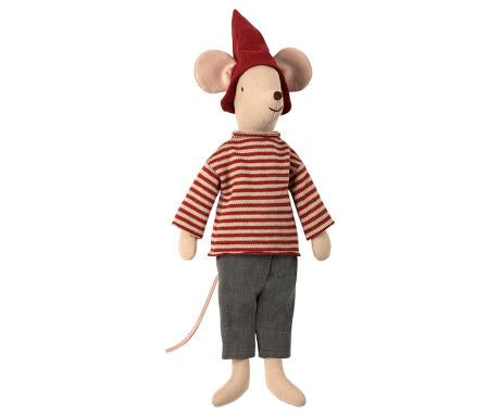 Maileg - Christmas Mouse Boy, Medium