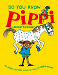 Book - Do You Know Pippi Longstocking? - Astrid Lindgren