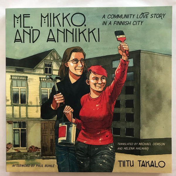 Book - Me, Mikko and Annikki