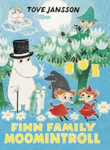 Book - Finn Family Moomintroll- Tove Jansson