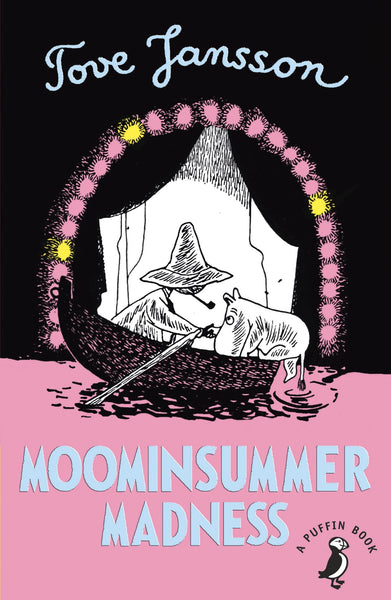 Book - Moominsummer Madness - Tove Jansson