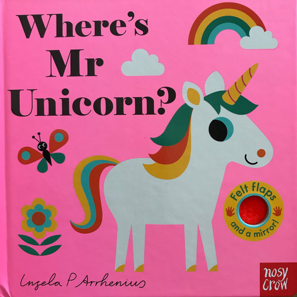 Where's Mr Unicorn by Ingela P Arrhenius