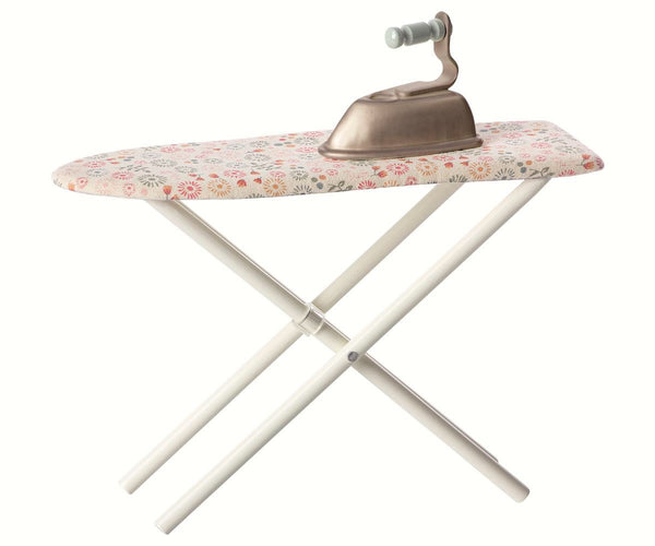 Maileg Metal Iron & Ironing Board