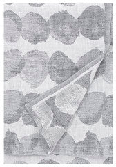 Lapuan Kankurit - Sade Towel - White/Grey