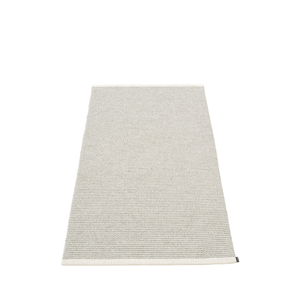 Pappelina Mono Rug Fossil Grey