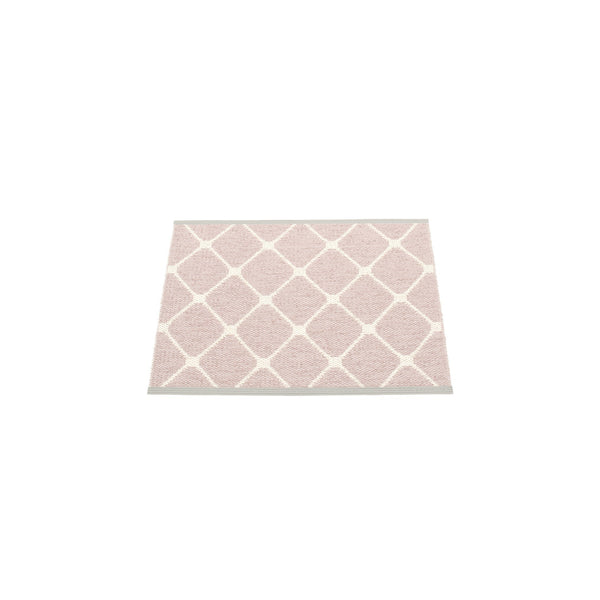 Pappelina Rug - Rex - Pale Rose / Vanilla