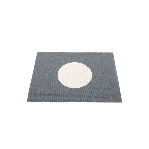 Pappelina Rug Vera Small One 70 x 90cm Granit
