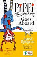 Pippi Longstocking Goes Abroad - Astrid Lindgren