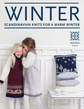 Winter Knitting - MillaMia